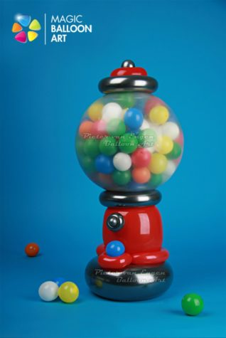 ballonkunstenaar ballonfiguur