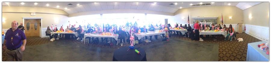 ballon workshop USA ballonnenman Pieter
