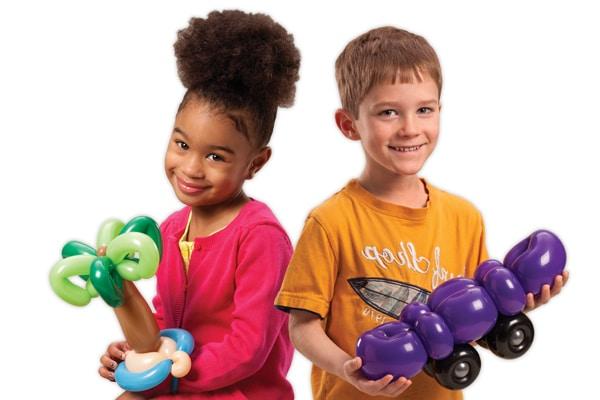 Ballonnenman-Pieter-kids