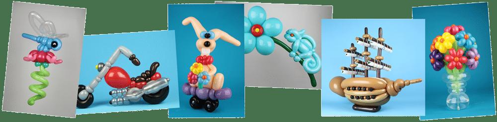 ballonnenman ballonfiguren