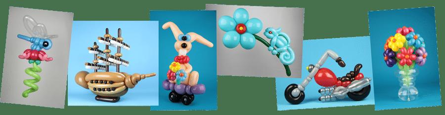 ballonkunst ballonkunstenaar