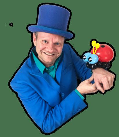 Ballonnengoochelaar