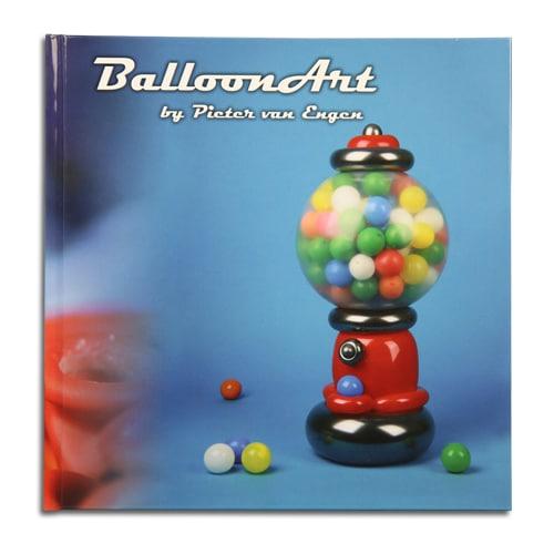 ballonart boek Pieter van Engen