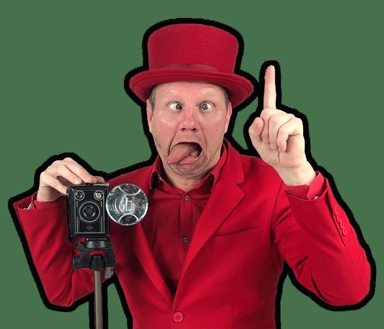 kindervoorstelling comedy camera
