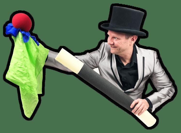 magicshow kindervoorstelling